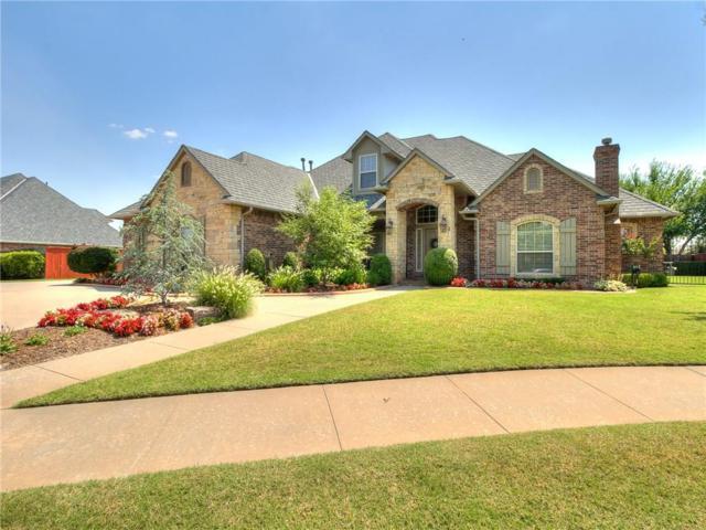 8332 NW 128th Circle, Oklahoma City, OK 73142 (MLS #849127) :: Homestead & Co