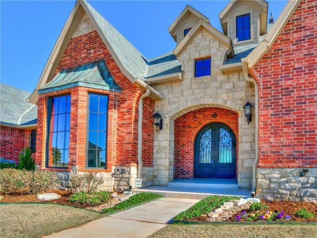 21764 Villagio Drive, Edmond, OK 73012 (MLS #849132) :: Barry Hurley Real Estate