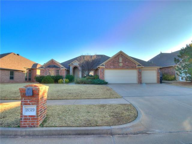 18319 Salvador, Edmond, OK 73003 (MLS #849156) :: Barry Hurley Real Estate