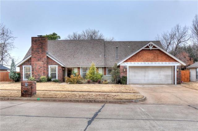 1906 Saddleback Boulevard, Norman, OK 73072 (MLS #849219) :: Barry Hurley Real Estate