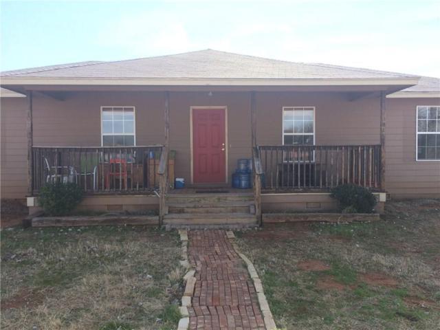 2814 NE 40th Street, Blanchard, OK 73010 (MLS #849235) :: Barry Hurley Real Estate