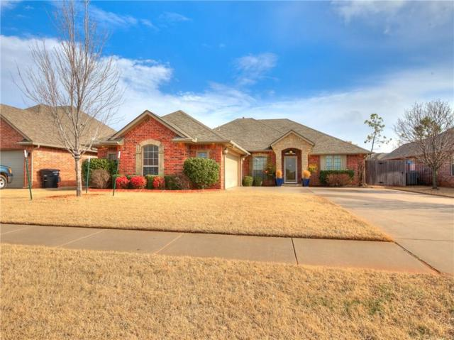 1120 Kelsi Drive, Moore, OK 73160 (MLS #849254) :: KING Real Estate Group
