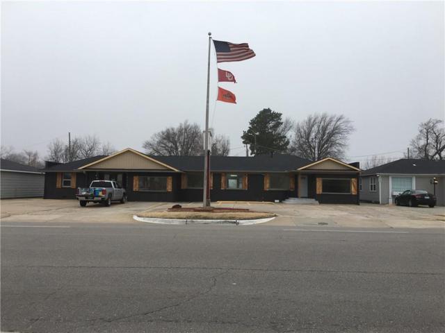 4409 N Meridian Avenue, Warr Acres, OK 73112 (MLS #849255) :: KING Real Estate Group