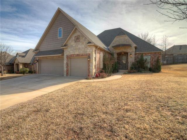 2008 Marymount, Norman, OK 73071 (MLS #849257) :: Keller Williams Mulinix OKC