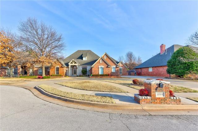 2709 123rd  Ct., Oklahoma City, OK 73170 (MLS #849286) :: Erhardt Group at Keller Williams Mulinix OKC