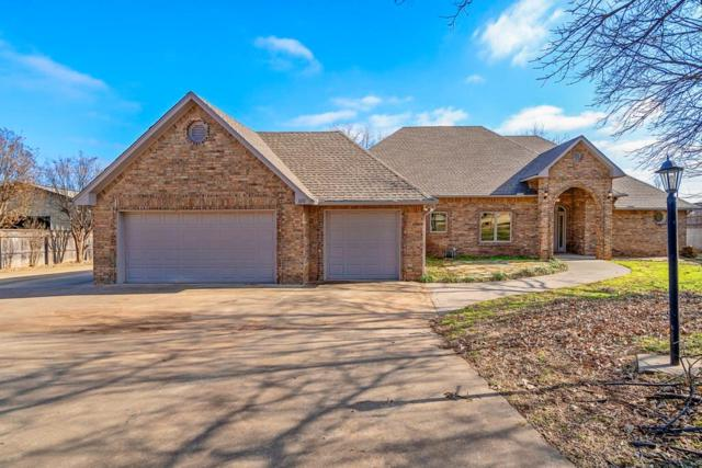 320 S Wyndemere Lakes Drive, Moore, OK 73160 (MLS #849297) :: Barry Hurley Real Estate