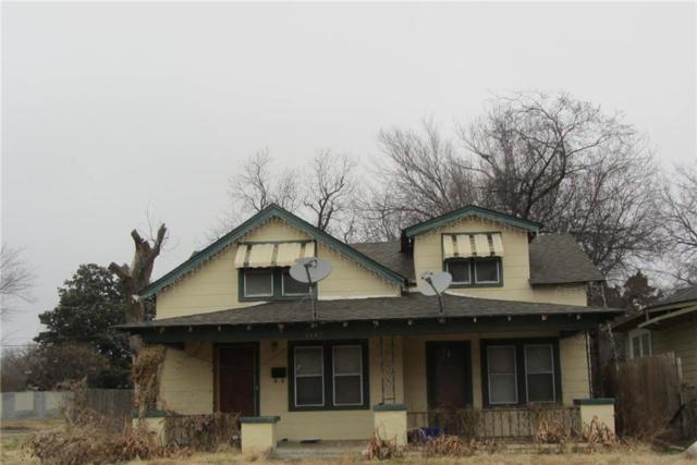 2645 SW 33rd Street, Oklahoma City, OK 73119 (MLS #849312) :: Homestead & Co