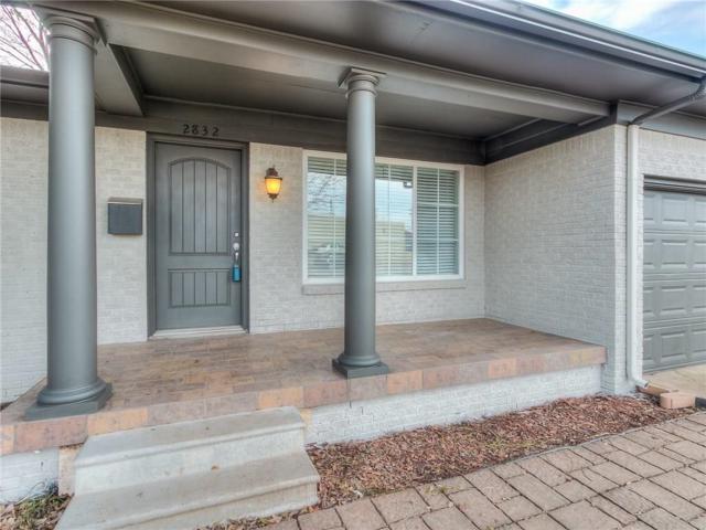 2832 Warwick, Oklahoma City, OK 73116 (MLS #849338) :: Barry Hurley Real Estate