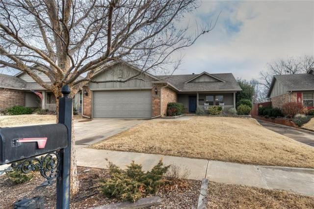 2608 Fountain Grass Road, Oklahoma City, OK 73128 (MLS #849342) :: Barry Hurley Real Estate