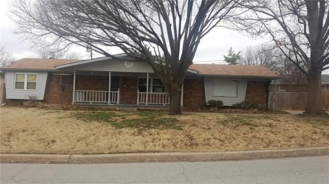 321 Sleepy Hollow, Purcell, OK 73080 (MLS #849362) :: Barry Hurley Real Estate