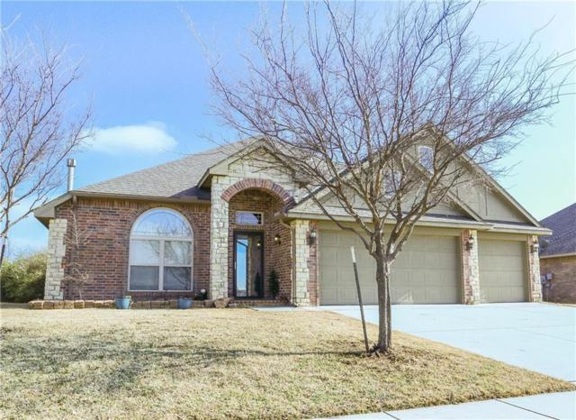 4408 Melrose Drive, Moore, OK 73160 (MLS #849364) :: Barry Hurley Real Estate
