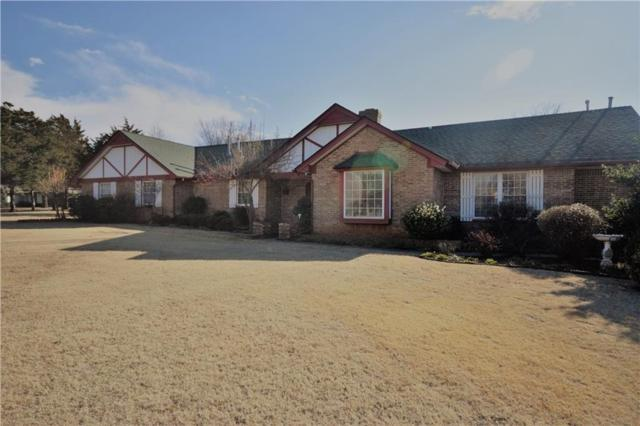 2020 Rolling Creek Road, Edmond, OK 73034 (MLS #849368) :: Barry Hurley Real Estate