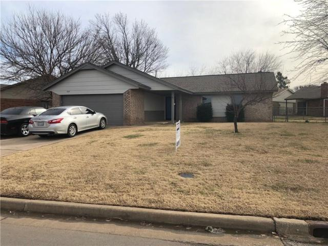 824 NW 118th Street, Oklahoma City, OK 73114 (MLS #849390) :: Barry Hurley Real Estate
