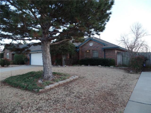 7804 84th, Oklahoma City, OK 73132 (MLS #849408) :: Barry Hurley Real Estate