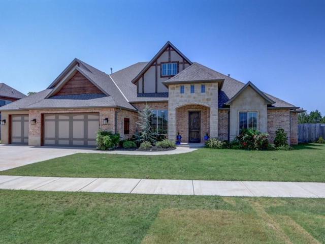 4305 Bridge Wood Lane, Oklahoma City, OK 73179 (MLS #849409) :: Homestead & Co