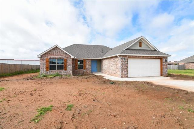 14700 Harvey Way, Moore, OK 73170 (MLS #849461) :: KING Real Estate Group