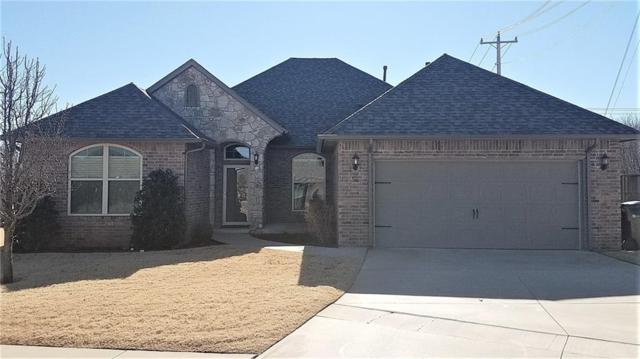 8412 NW 122nd Circle, Oklahoma City, OK 73104 (MLS #849465) :: Homestead & Co