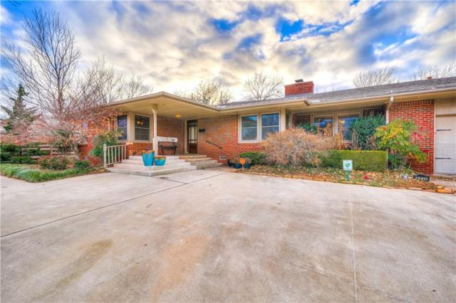 4211 N Harvey Parkway, Oklahoma City, OK 73118 (MLS #849507) :: Homestead & Co