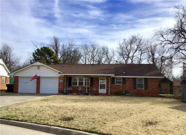1228 N Utah Avenue, Oklahoma City, OK 73107 (MLS #849527) :: Keller Williams Mulinix OKC