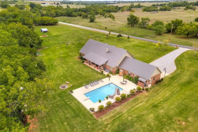 1226 County St. 2900, Tuttle, OK 73089 (MLS #849550) :: Homestead & Co