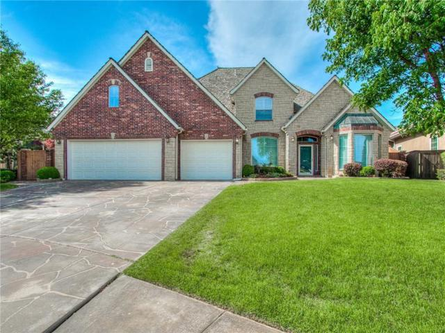 4505 Green Meadow, Norman, OK 73072 (MLS #849619) :: Keller Williams Mulinix OKC