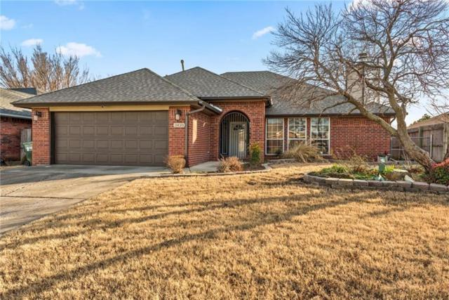 3420 Pathway Circle, Norman, OK 73072 (MLS #849643) :: Keller Williams Mulinix OKC