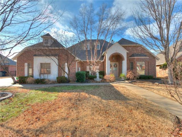 10717 Waterside Drive, Oklahoma City, OK 73170 (MLS #849645) :: Keller Williams Mulinix OKC