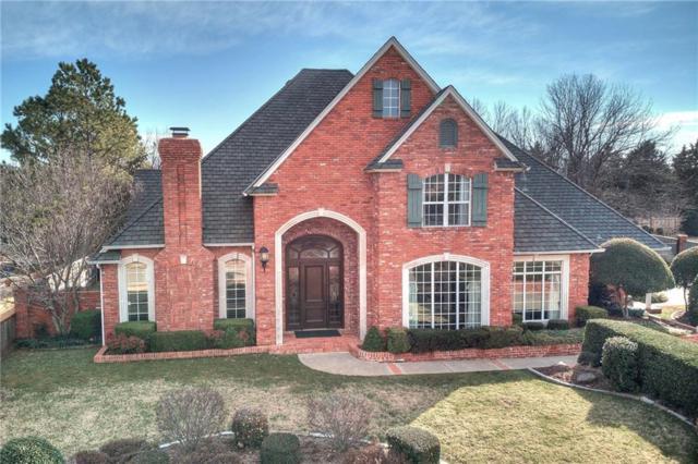 15124 Stoney Spring Road, Edmond, OK 73013 (MLS #849652) :: Homestead & Co