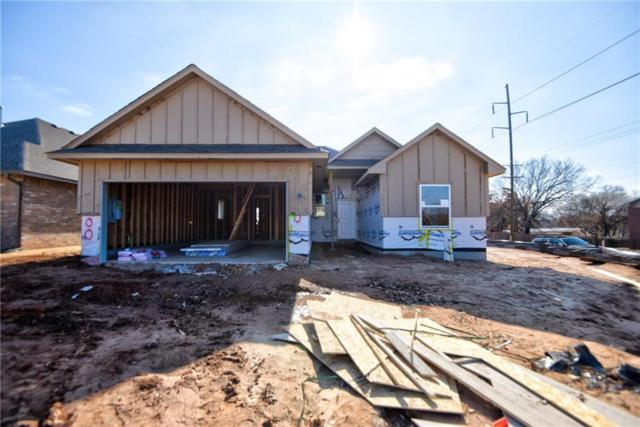 2200 Fallview Drive, Edmond, OK 73034 (MLS #849762) :: Homestead & Co