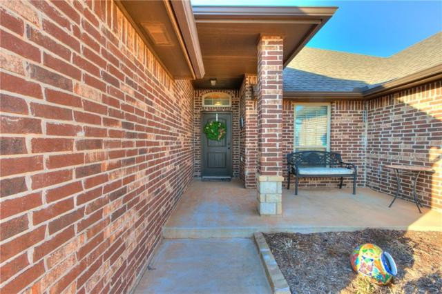 8301 NW 158th Street, Edmond, OK 73013 (MLS #849824) :: Homestead & Co