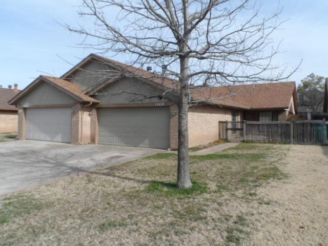 12420 Abbotts Way, Oklahoma City, OK 73142 (MLS #849935) :: KING Real Estate Group