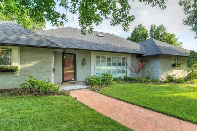 2720 NW 56th Street, Oklahoma City, OK 73112 (MLS #849936) :: Homestead & Co
