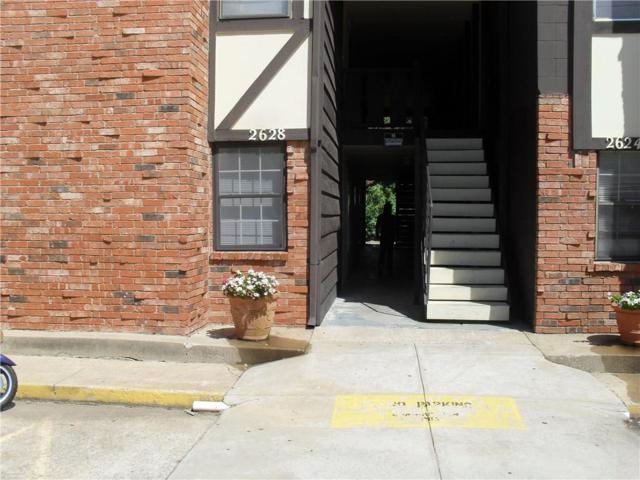 2628 N Ann Arbor Avenue #104, Oklahoma City, OK 73127 (MLS #849963) :: KING Real Estate Group