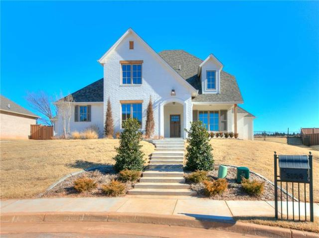 3108 Hillside Drive, Edmond, OK 73012 (MLS #849985) :: Homestead & Co