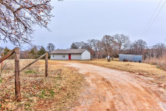 990670 S 3290, Harrah, OK 73045 (MLS #850113) :: KING Real Estate Group