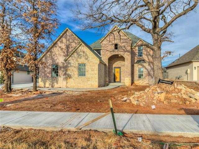 6416 Wentworth Drive, Edmond, OK 73025 (MLS #850121) :: Homestead & Co