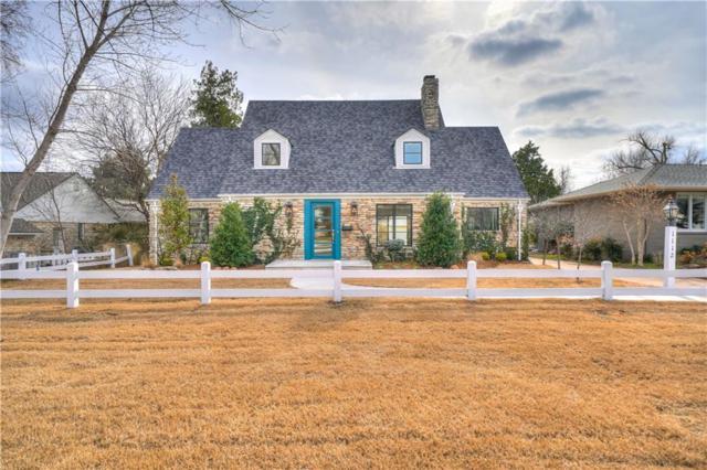 1112 Park Manor Street, Oklahoma City, OK 73116 (MLS #850132) :: KING Real Estate Group