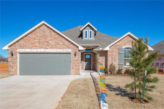1805 W Blake Way, Mustang, OK 73064 (MLS #850185) :: Homestead & Co