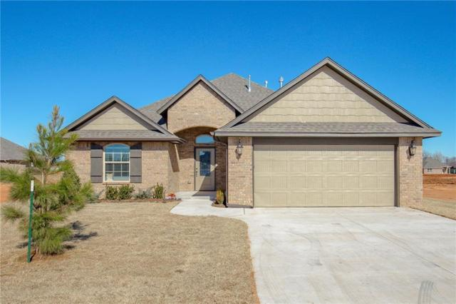 1735 W Zachary Way, Mustang, OK 73064 (MLS #850189) :: Homestead & Co