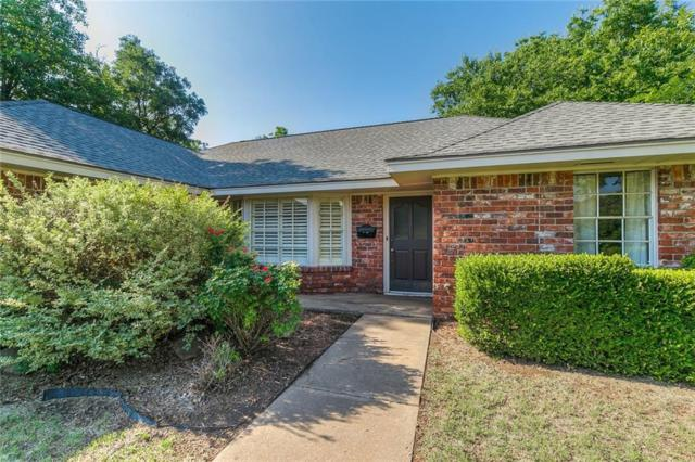 1100 Glenwood Avenue, Nichols Hills, OK 73116 (MLS #850248) :: KING Real Estate Group