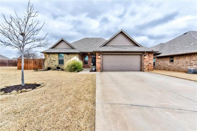 8417 NW 126th Street, Oklahoma City, OK 73142 (MLS #850276) :: Homestead & Co