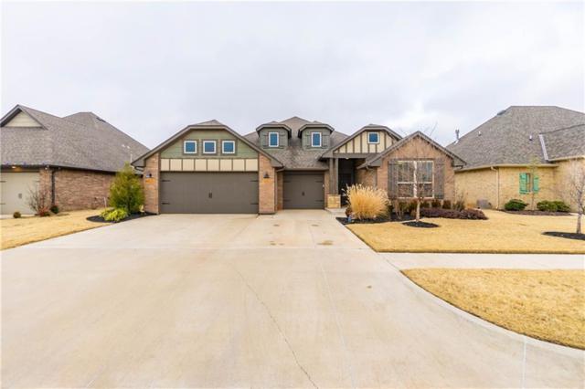 13525 Leighton Lane, Oklahoma City, OK 73142 (MLS #850354) :: Homestead & Co