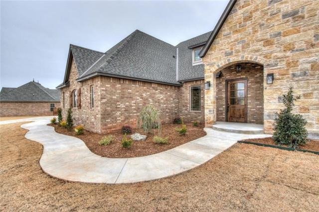 14250 Laney Court, Choctaw, OK 73020 (MLS #850480) :: Homestead & Co
