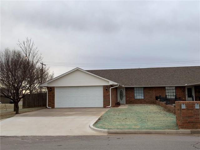 1524 E Proctor Avenue, Weatherford, OK 73096 (MLS #850577) :: Homestead & Co