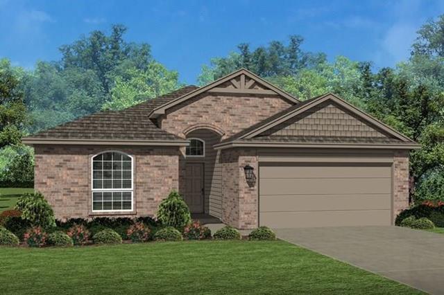 11313 SW 33rd Terrace, Mustang, OK 73064 (MLS #850589) :: Homestead & Co