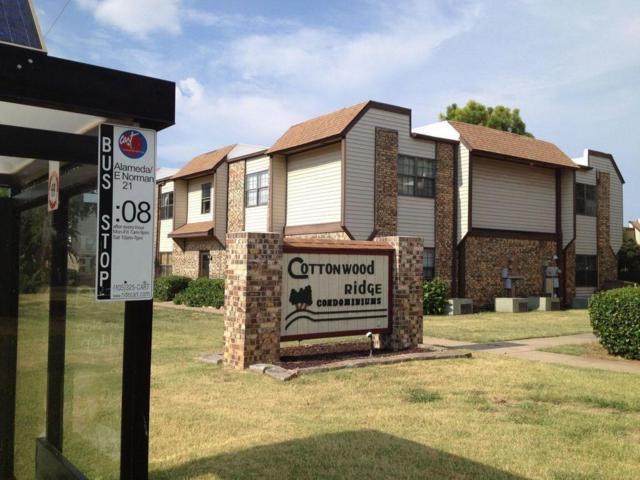 401 SE 12th Avenue #304, Norman, OK 73071 (MLS #850605) :: Erhardt Group at Keller Williams Mulinix OKC
