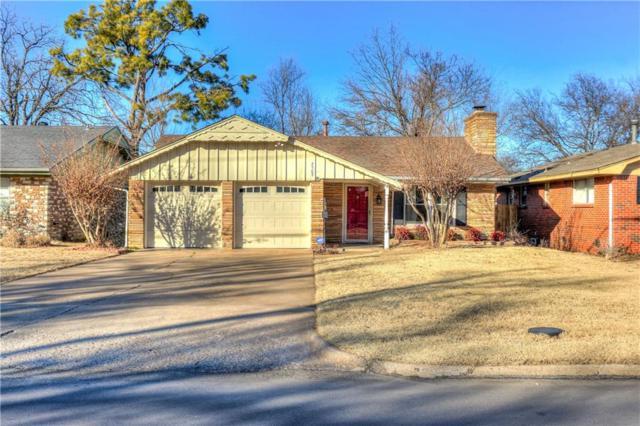 2509 NW 50 Street, Oklahoma City, OK 73112 (MLS #851696) :: Homestead & Co