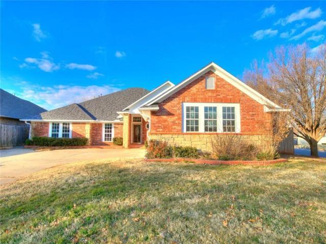 7401 NW 121St. Street, Oklahoma City, OK 73162 (MLS #851704) :: Homestead & Co