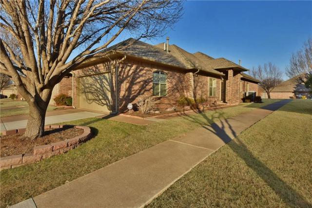 16116 Vintage Court, Edmond, OK 73013 (MLS #851709) :: Homestead & Co