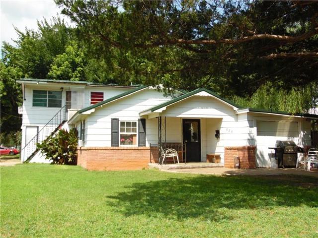 828 W Idaho Avenue, Chickasha, OK 73018 (MLS #851711) :: Denver Kitch Real Estate